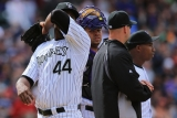 Arizona Diamondbacks v Colorado Rockies 39645