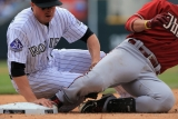Arizona Diamondbacks v Colorado Rockies 39661