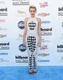 Singer actress Miley Cyrus arrives at the 2013 Billboard Music Awards at MGM Grand Garden Arena on May 19, 2013 in Las Vegas. 39678