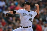 Arizona Diamondbacks v Colorado Rockies 39841