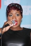 Fantasia Barrino Sings in NYC 39889