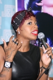Fantasia Barrino Sings in NYC 39917