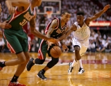 Milwaukee Bucks v Miami Heat  40115