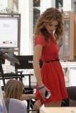 Maria Menounos Films 'Extra' at The Grove 40156