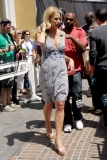 Maria Menounos Films 'Extra' at The Grove 40163