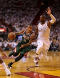 Milwaukee Bucks v Miami Heat  40167