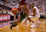 Milwaukee Bucks v Miami Heat  40185