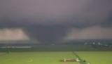 """The damage done by the tornado was """"unlike anything I have ever seen before'' 40197"""