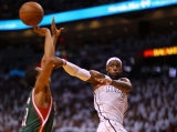Milwaukee Bucks v Miami Heat  40270