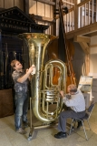 World's Largest Functional Tuba 40333