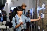 The Samsung Galaxy Experience At SXSW - Opening Day 40762