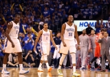 Houston Rockets v Oklahoma City Thunder 40830