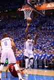 Houston Rockets v Oklahoma City Thunder 40838