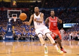 Houston Rockets v Oklahoma City Thunder 40861