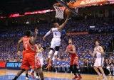 Houston Rockets v Oklahoma City Thunder 40894