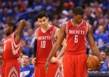 Houston Rockets v Oklahoma City Thunder 40927