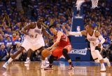 Houston Rockets v Oklahoma City Thunder 40965