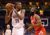 Houston Rockets v Oklahoma City Thunder 40971