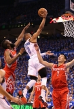 Houston Rockets v Oklahoma City Thunder 40994
