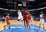 Houston Rockets v Oklahoma City Thunder 41015