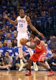 Houston Rockets v Oklahoma City Thunder 41017