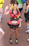 London Marathon Participants Dress Up for the Race 41042