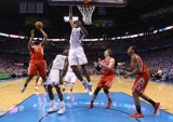 Houston Rockets v Oklahoma City Thunder 41136