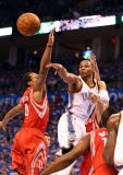 Houston Rockets v Oklahoma City Thunder 41154