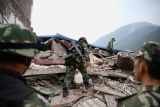 Strong Earthquake Hits Sichuan Province 41380