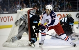 Columbus Blue Jackets v San Jose Sharks 41417