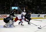Columbus Blue Jackets v San Jose Sharks 41422