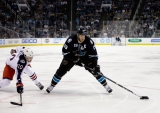 Columbus Blue Jackets v San Jose Sharks 41447