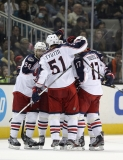 Columbus Blue Jackets v San Jose Sharks 41461