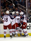 Columbus Blue Jackets v San Jose Sharks 41464