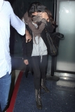 Selena Gomez Tries to Hide Her Face in LA 41808