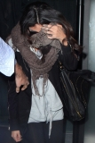 Selena Gomez Tries to Hide Her Face in LA 41818