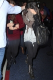 Selena Gomez Tries to Hide Her Face in LA 41876