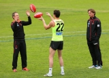 Essendon Training Session 42009