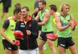 Essendon Training Session 42086