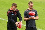 Essendon Training Session 42135