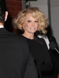 Pamela Anderson Enjoys a Night Out in NYC 42148
