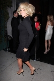 Pamela Anderson Enjoys a Night Out in NYC 42157