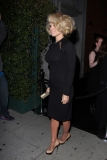 Pamela Anderson Enjoys a Night Out in NYC 42183