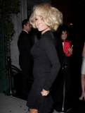 Pamela Anderson Enjoys a Night Out in NYC 42191