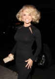 Pamela Anderson Enjoys a Night Out in NYC 42233