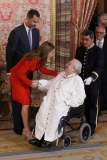 Spanish Royals Host Cervantes Awards Lunch 42257
