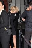Pamela Anderson Enjoys a Night Out in NYC 42262