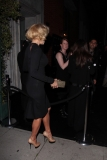 Pamela Anderson Enjoys a Night Out in NYC 42268
