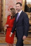 Spanish Royals Host Cervantes Awards Lunch 42271