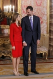 Spanish Royals Host Cervantes Awards Lunch 42277